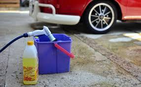 道路で洗車するやつwwwwwwwwwwwwwwww