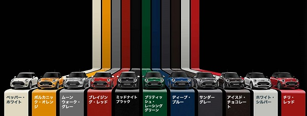 minibodycolors