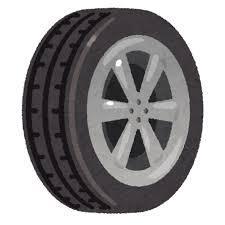車のタイヤをホイール径を変えずに太くできない?