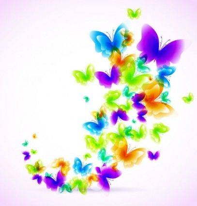 colorful-butterfly-pattern-vector-82420