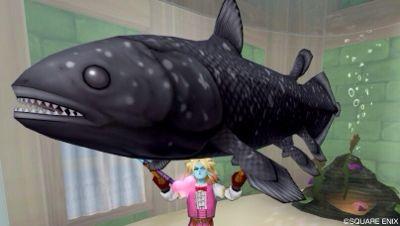 魚_シーラカンス