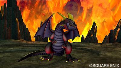 強敵_常闇の竜レグナード
