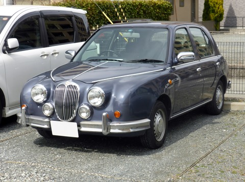 Mitsuoka_Viewt_(K11_base)_front