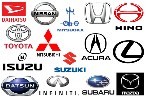 Japanese-car-brands-logos