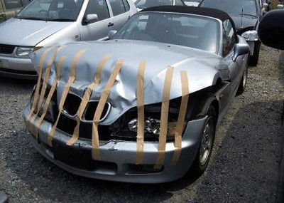 Duct Taped Bumper-S