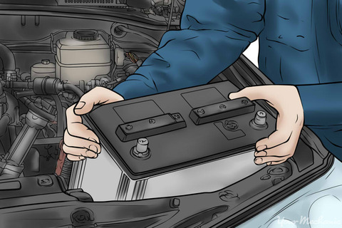1 -  How to Change a Car Battery