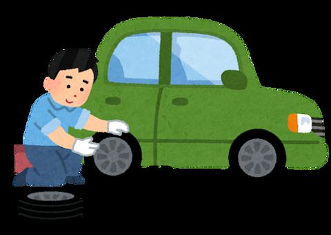 ワイ「タイヤ交換ハァハァ…(4時間)」車屋「あらよっと!(15分2000円)」