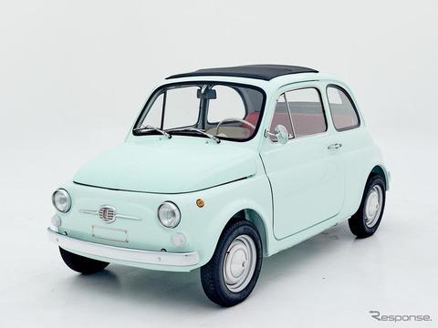 【電気自動車】 フィアット500 ev 販売開始、ヌオーバ500 が電気自動車として蘇る