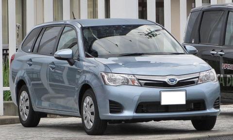 Toyota_Corolla_Fielder_(NKE165G)_HYBRID