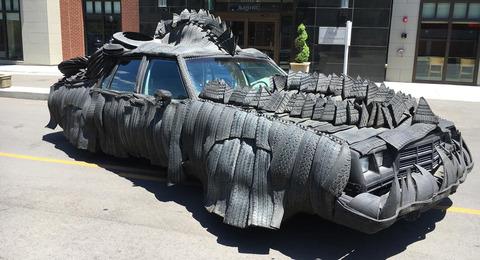 Rubber-Car-