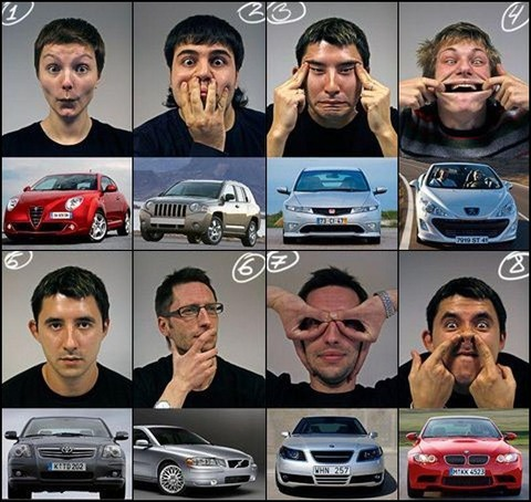 Funny-People-make-car-face