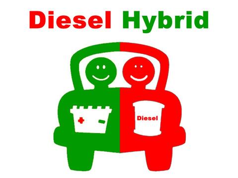 diesel-hybrid