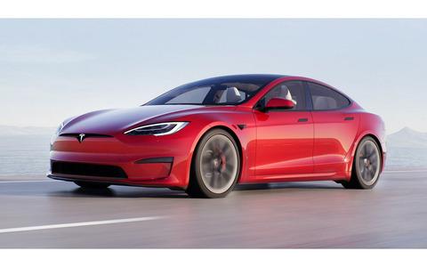"""【テスラ】""""EV史上最強スペック""""「モデルSプレイド」の納車開始 2秒弱で時速96キロに"""