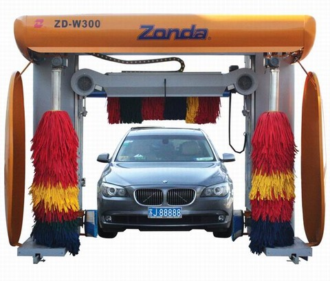 Automatic-Car-Wash-Machine-Computerized