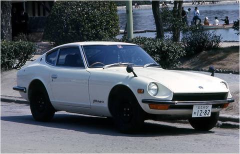 JapaneseFairladyZ1970
