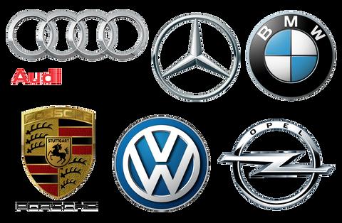German-car-brands-logotypes