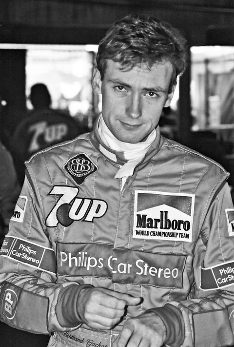 Bertrand_Gachot_-_1991_US_GP