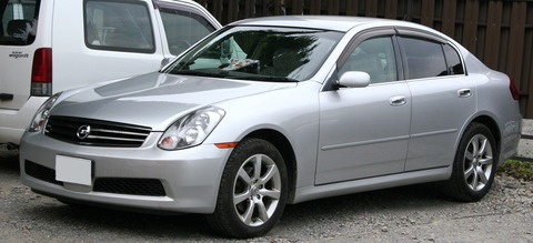 2004-2006_NISSAN_SKYLINE_SEDAN_V35_250GT_FOUR