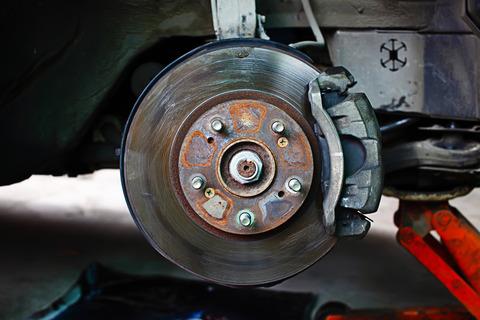SBF Brake Rotor