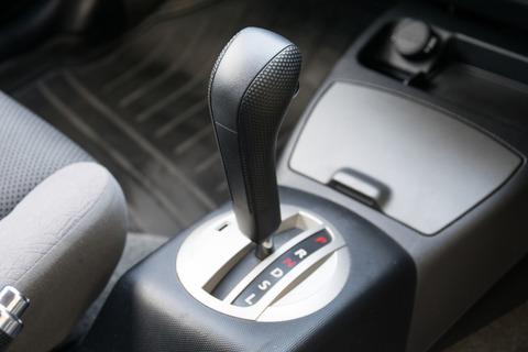 automatic gear selector