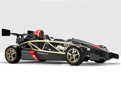 3 - Ariel Atom V8 - Best Power-to-Weight Ratio Cars