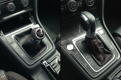 2015-Volkswagen-Golf-GTI-shifter-comparison