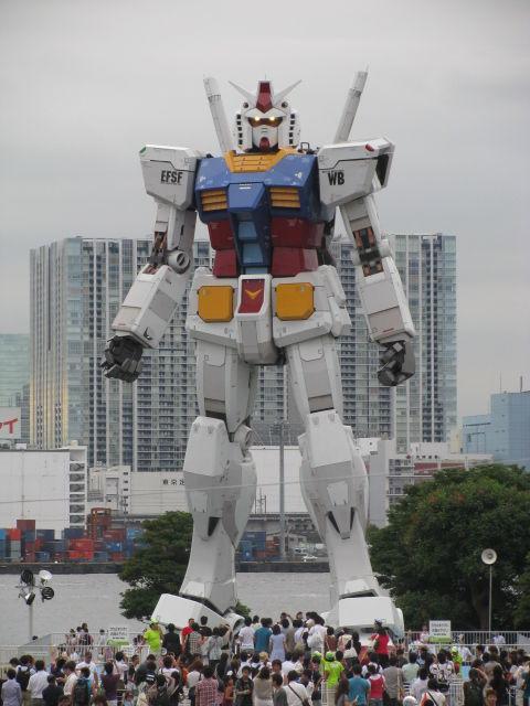 Odaiba_Gundam_20090731