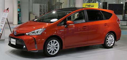 2015_Toyota_Prius_α