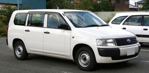 Toyota_Probox_Van_DX
