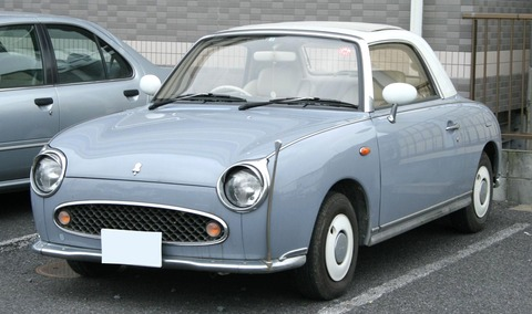 Nissan_FigaRo