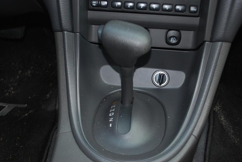 Shifter before