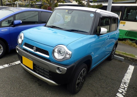 Suzuki_HUSTLER_X_TURBO_(MR31S)_front