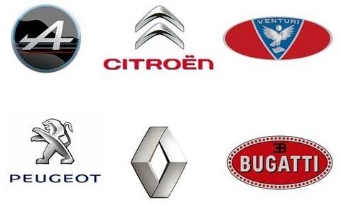French-Car-Brands-Logo