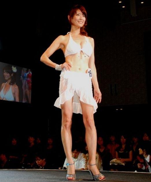 美 魔女 グランプリ 【グランプリ決定!】第11回国民的美魔女コンテストグランプリは小谷