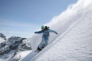 SnowboarderPowder