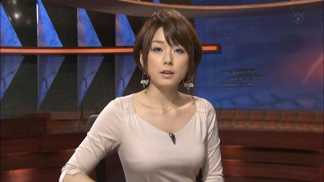 【画像】フジの秋元優里アナいいよな
