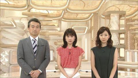 竹内友佳 Live News it! 19/09/14