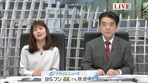 竹内友佳 プライムニュース 19/01/07