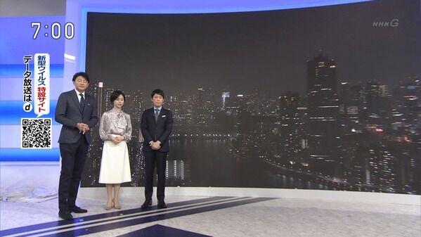 【画像】今日の池田伸子さんと國本未華さん 2.29