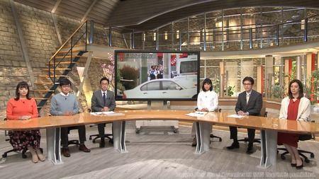 三谷紬 報道ステーション 19/03/15