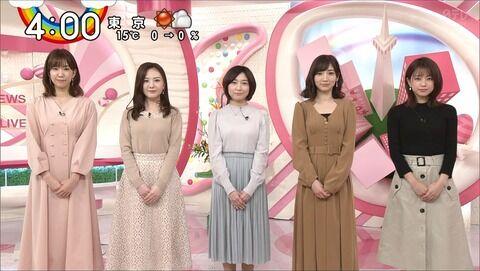小菅晴香 Oha!4 20/02/12