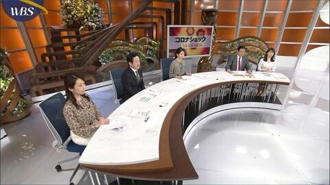 須黒清華 WBS 20/03/24