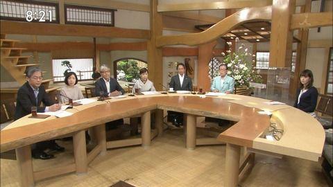 水野真裕美 サンデーモーニング 19/04/28