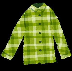 【悲報】チェック柄の服を着た結果www