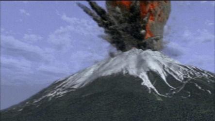 【これはヤバい】富士山が噴火するXデーがコチラ・・・
