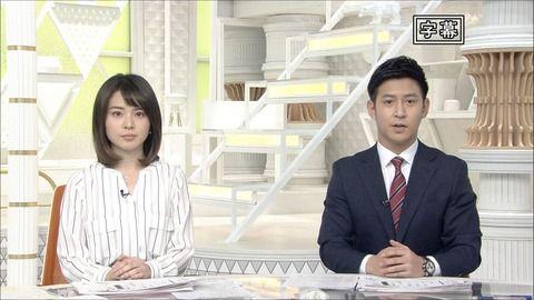 皆川玲奈 Nスタ 18/12/31