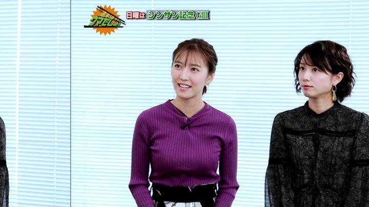 小澤陽子 週末はウマでしょ! FNNニュース (2019年01月04日放送 13枚)