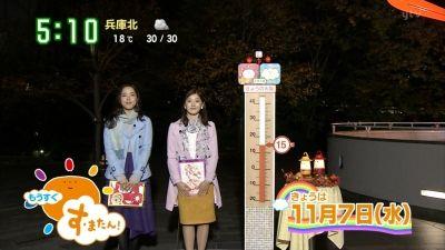 す・またん!/2018年11月7日(水)/生ショコ中継 筒井れんこんの絶品料理
