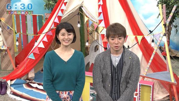 【画像】今日の島津咲苗さんと鈴木ちなみさん 10.20