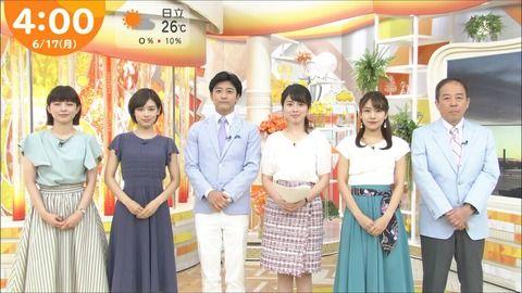皆川玲奈 はやドキ! 19/06/17